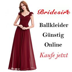 Ballkleider günstig bei Bridesire