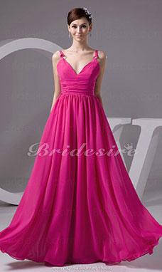 schönes rosa kleid 48