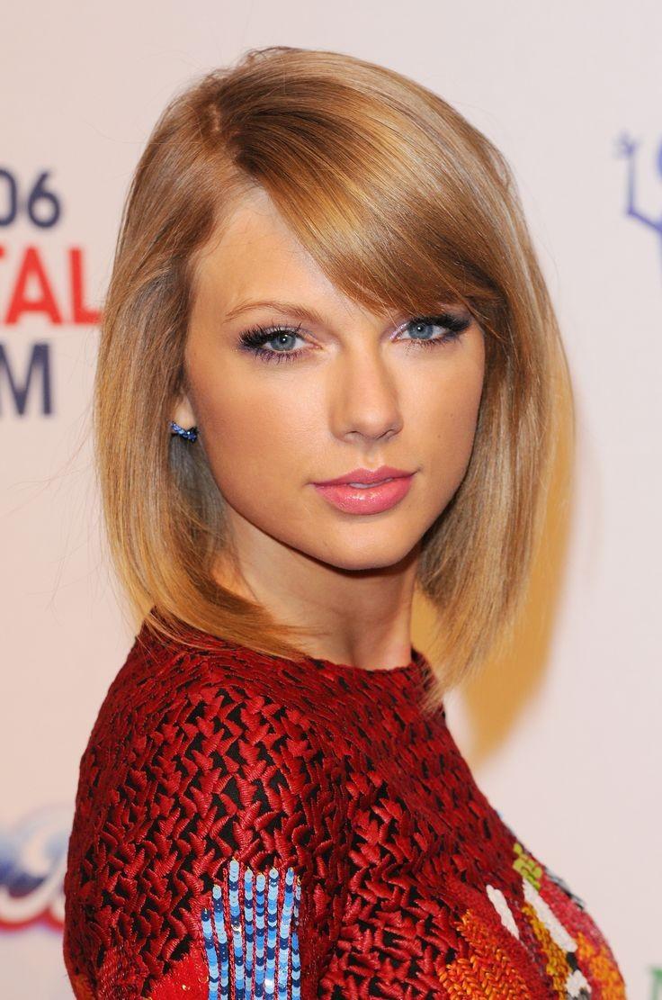 Taylor Swift Setzt Neuen Trend In Sachen Long Bob Blog Von Bridesire