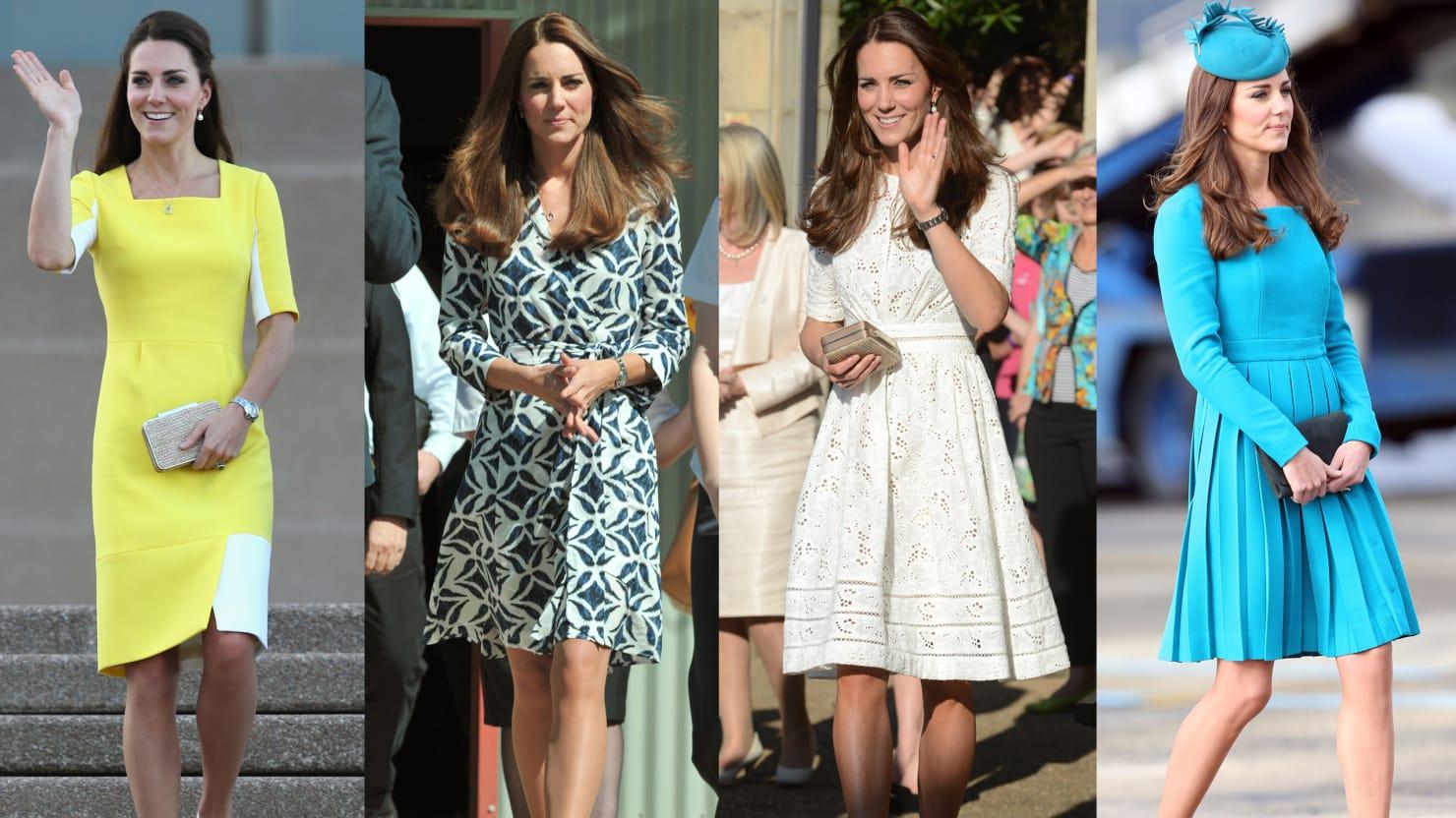 Kate Middleton inspiriert die Fashion Branche – Blog von Bridesire