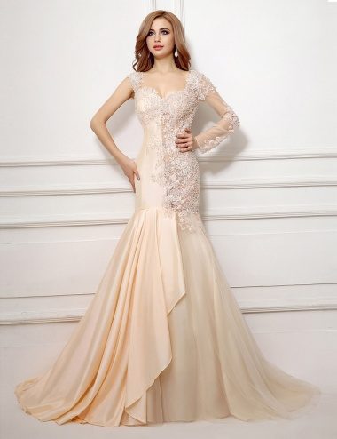 bridesire  alinie vausschnitt bodenlang chiffon abendkleid bd201910326  €14855  bridesire