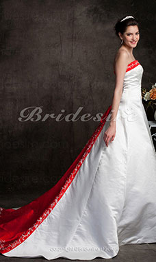 d6d77e84f03e01 Bridesire - Farbige Kleider: Rot, Pink oder Champagner: Machen Sie ...