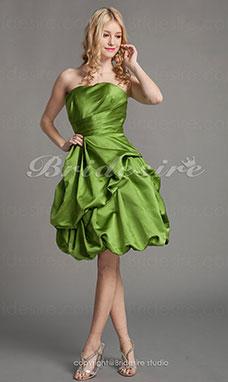 Kleid trauzeugin grun
