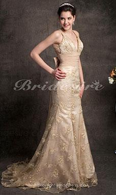 Bridesire Farbige Kleider Rot Pink Oder Champagner Machen Sie