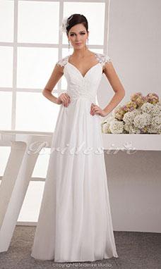 Brautkleid spitze mit armel
